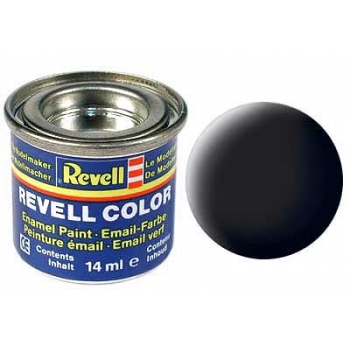 Email Color 14 ml - Black (mat)