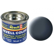 Email Color 14 ml - Antrachite Grey (mat)