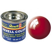 Email Color 14 ml - Fiery Red (gloss)