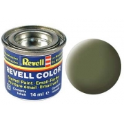 Email Color 14 ml - Dark Green RAF (mat)