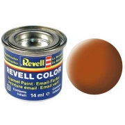 Email Color 14 ml - Brown (mat)