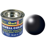 Email Color 14 ml - Black (silk)