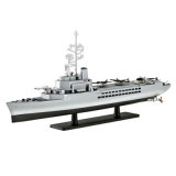 Model Set French Helicopter Carrier JEANNE d'ARC